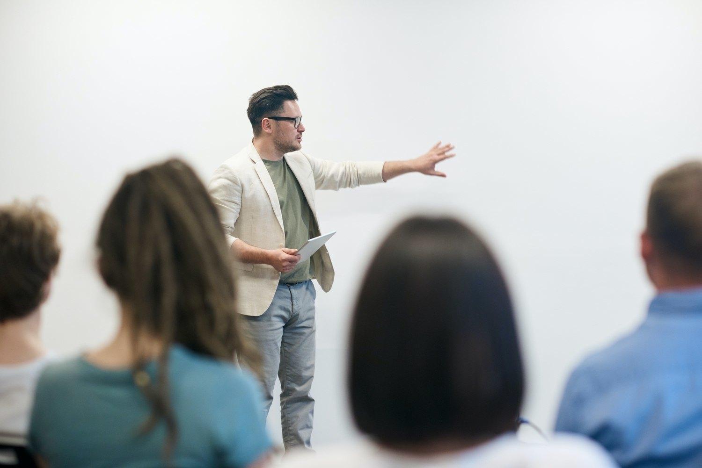 Creatieve presentatietips